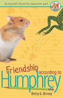 Friendship According to Humphrey PDF