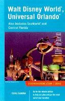 Walt Disney World Resort  Universal Orlando PDF