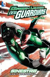 Green Lantern: New Guardians (2011-) #19