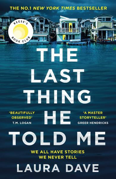 Download The Last Thing He Told Me Book
