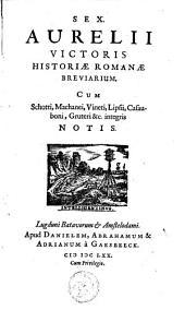 Historiae Romanae Breviarium