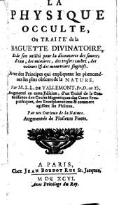 La Physique occulte: Volume 1