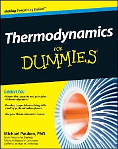 Thermodynamics For Dummies PDF