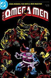 The Omega Men (1983-) #22