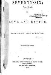 Seventy-six, Or, Love and Battle