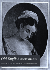Old English Mezzotints