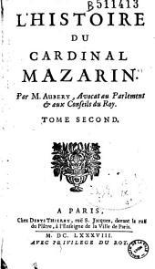L'histoire du cardinal Mazarin