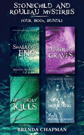 Stonechild and Rouleau Mysteries 4-Book Bundle: Shallow End / Tumbled Graves / Butterfly Kills / Cold Mourning