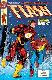 The Flash (1987-) #73