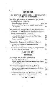 Choix de rapports, opinions et discours prononcés à la tribune nationale depuis 1789 jusqu'à ce jour: 1789-91. (Assemblée constituante)
