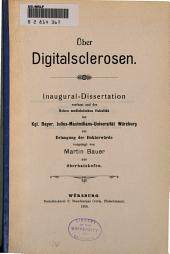 Über Digitalsclerosen