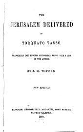 The Jerusalem Delivered, of Torquato Tasso