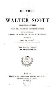 Oeuvres de Walter Scott: in 10 bdn