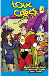 Love & Capes Volume 3 #3