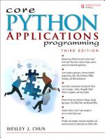 Core Python Applications Programming PDF