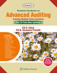 Padhuka S Students Handbook On Advanced Auditing Ca Final 14edew Syl  Book PDF