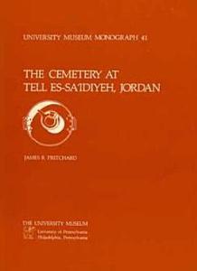 The Cemetery at Tell Es Sa idiyeh  Jordan PDF