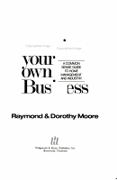 Minding Your Own Business PDF