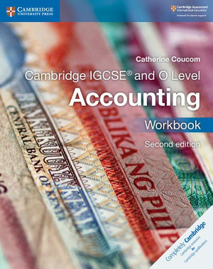 Cambridge IGCSE   and O Level Accounting Workbook PDF