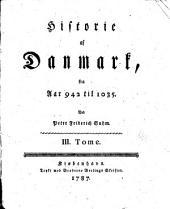 Historie af Danmark: t. 942 til 1035