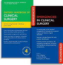Oxford Handbook of Clinical Surgery and Emergencies in Clinical Surgery Pack PDF