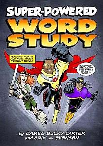Super powered Word Study Book