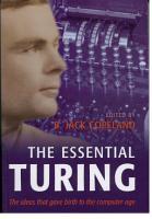 The Essential Turing PDF