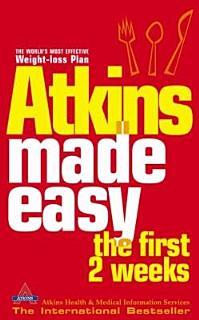 Atkins Made Easy Book