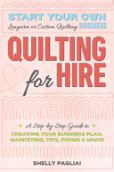 Quilting for Hire