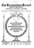 The Reclamation Era     PDF