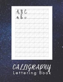 Calligraphy Lettering Book  Hand Lettering Calligraphy Book   160 Sheet Pad PDF