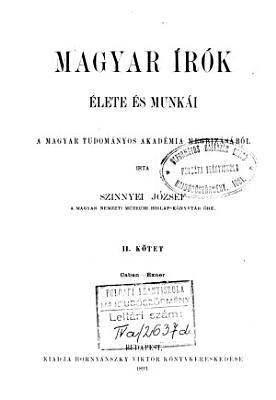 Magyar   r  k PDF