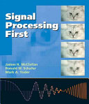 Signal Processing First 2