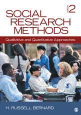 Social Research Methods PDF