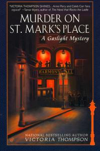 Murder on St  Mark s Place Book