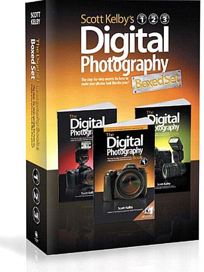 Scott Kelby s Digital Photography Books  Volumes 1  2  and 3 PDF