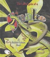 The Life Cycle of a Snake PDF