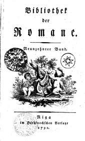 Bibliothek der Romane: Neunzehnter Band, Band 19