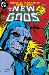 New Gods (1984-) #1