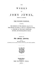 The Works of John Jewel