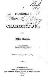 The Pilgrimage to Craigmillar  with Other Poems PDF