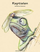 Reptielen Kleurboek voor Volwassenen 1
