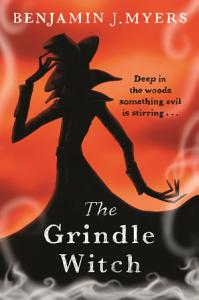 The Grindle Witch Book