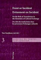 Event Or Incident PDF