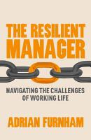 The Resilient Manager PDF