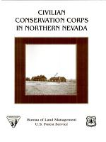 Civilian Conservation Corps in Northern Nevada PDF