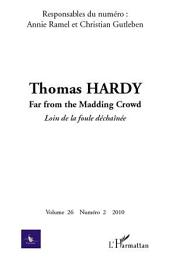 Thomas Hardy: N° 2 - 2010