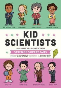 Kid Scientists Book