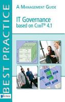 IT Governance based on CobiT   4 1   A Management Guide PDF