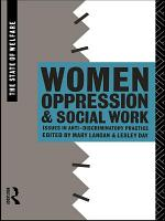 Women  Oppression and Social Work PDF